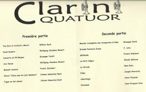 clarini